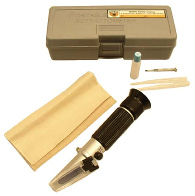 salinity refractometer instructions