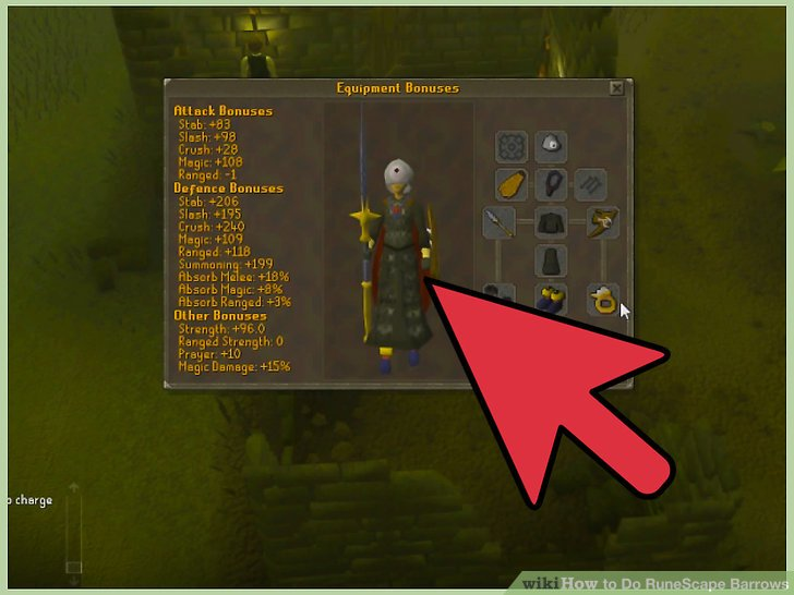 osrs barrows melee guide