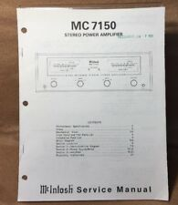 mcintosh mc440 manual