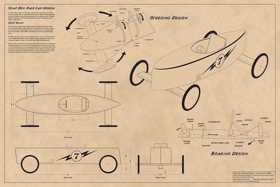 soap box derby car plans pdf