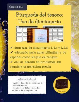 treasure dictionary free