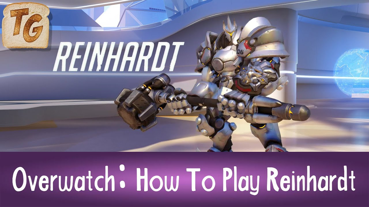 reinhardt guide youtube