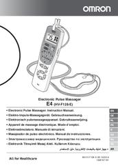 omron hv f128 manual