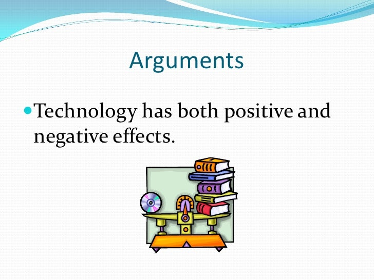 negative impact of technology on education pdf