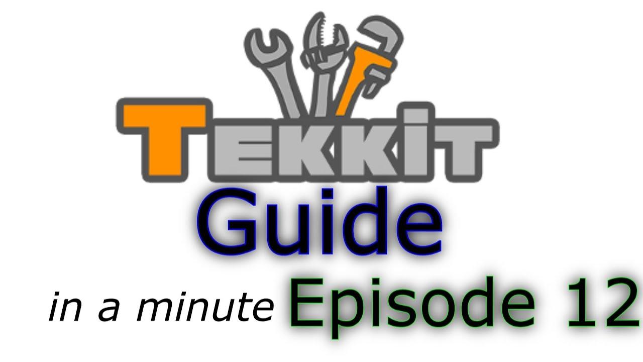tekkit guide