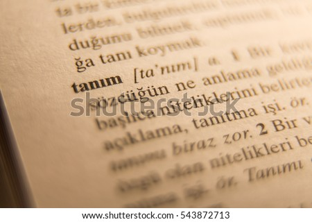 tangent dictionary