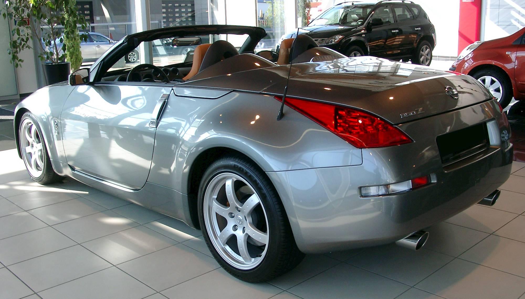 nissan 350z 2007 manual