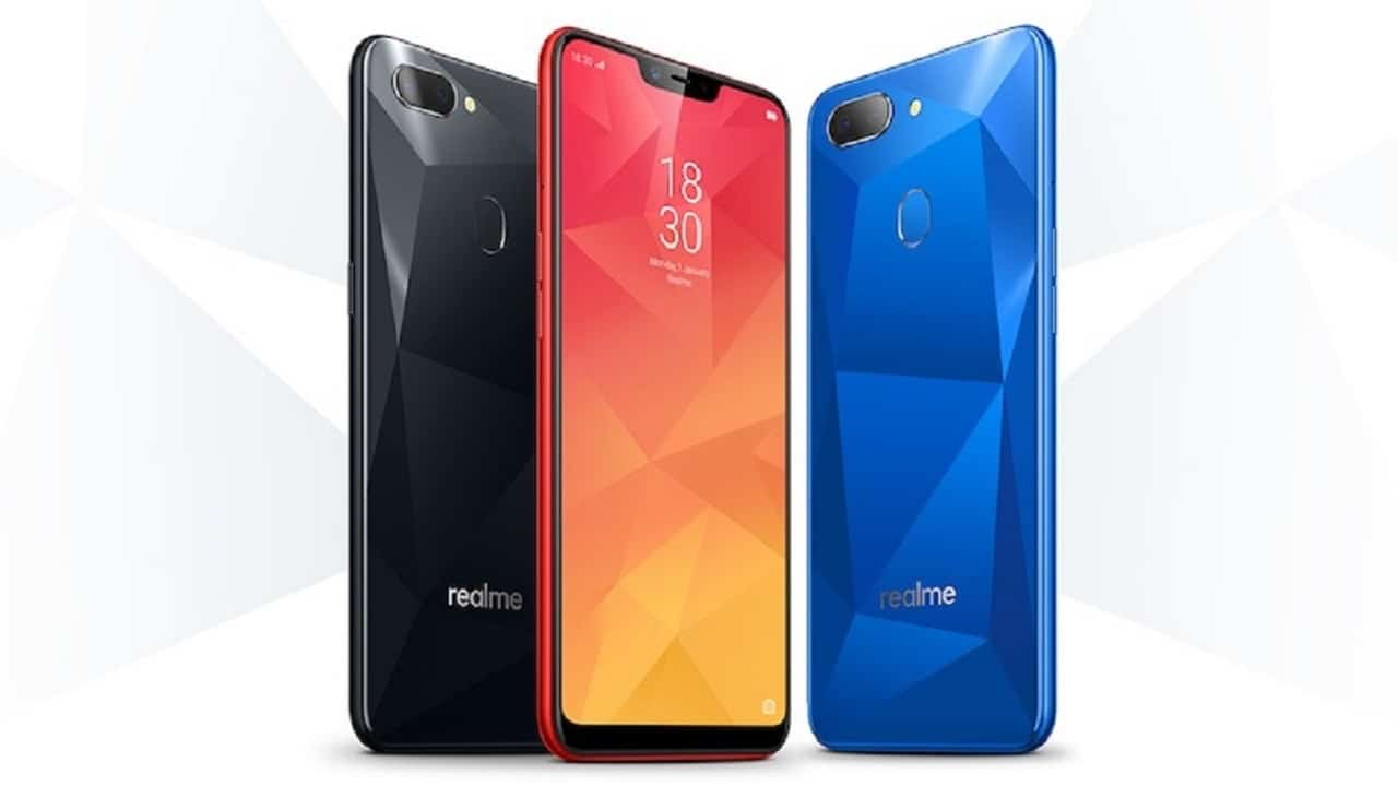 realme application