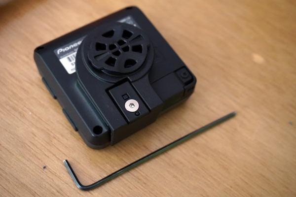 pioneer power meter mounting instructions