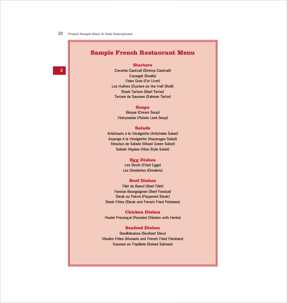 pdf templates free download
