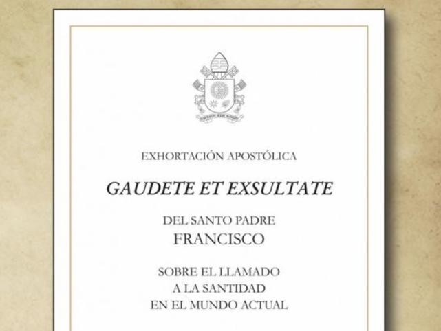 pope francis gaudete et exsultate pdf