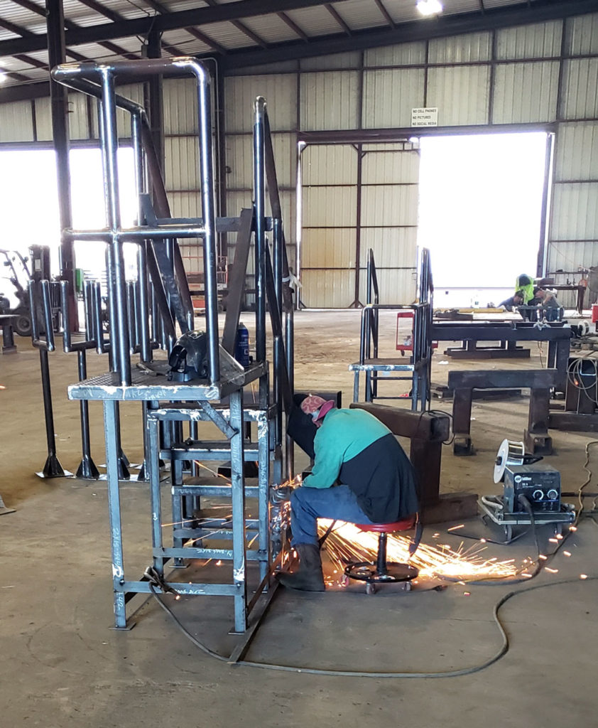 structural steel fabrication pdf