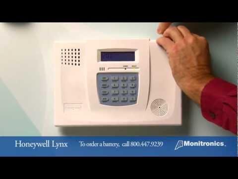 monitronics alarm system manual