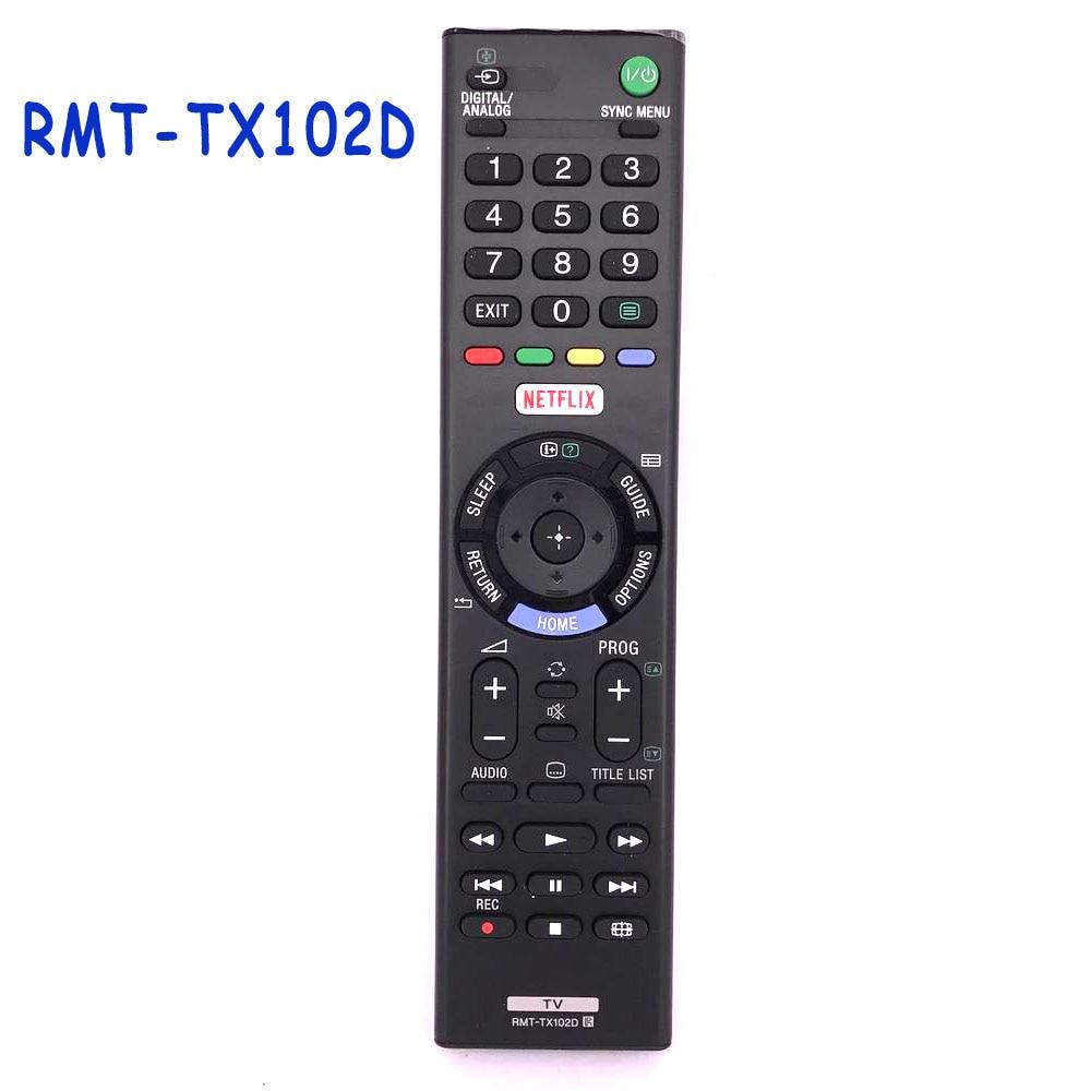 sony rmt tx102u manual