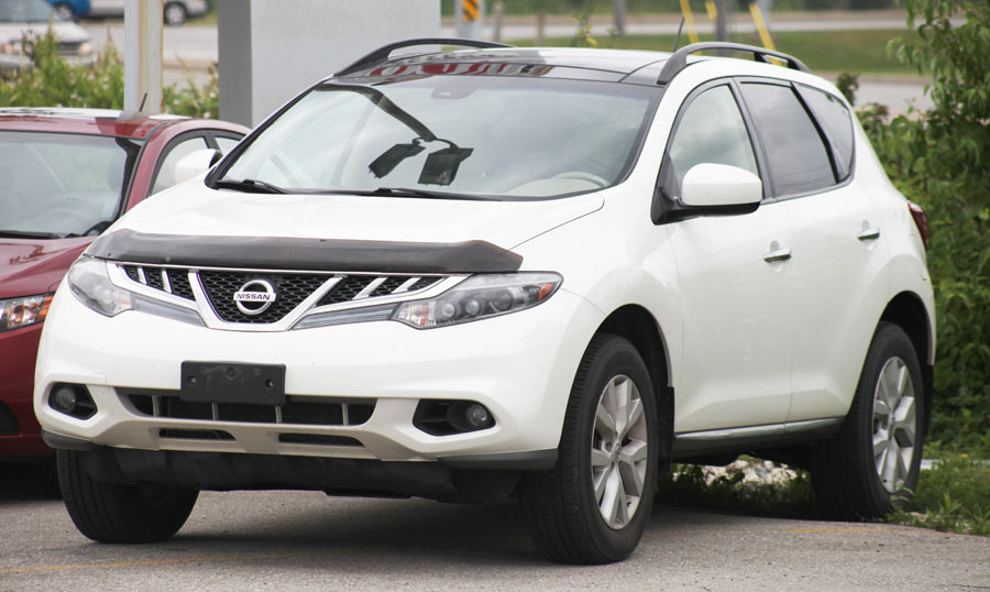 nissan murano owners manual