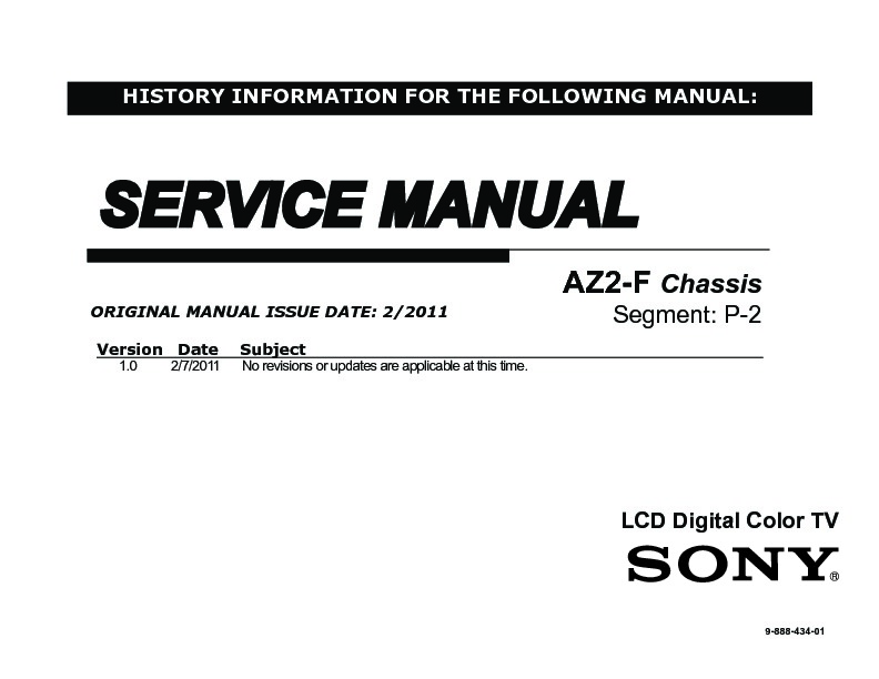 sony 40cx520 manual