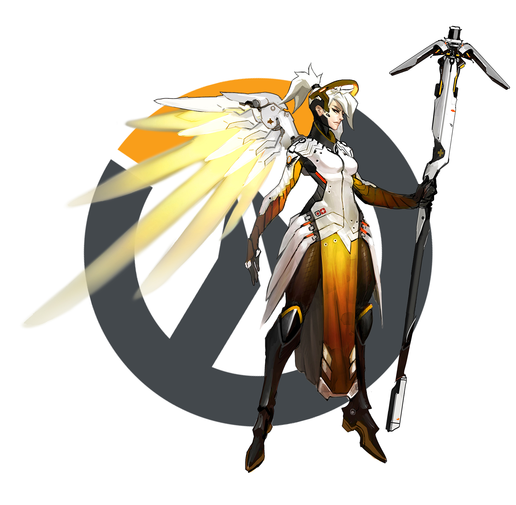 overwatch art style guide