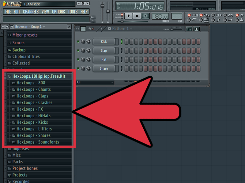 no sound from sample fl studio