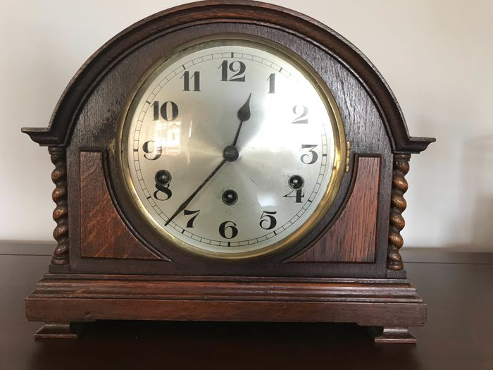 westminster chime clock manual