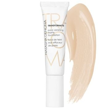 natasha denona transformatte matte foundation sample
