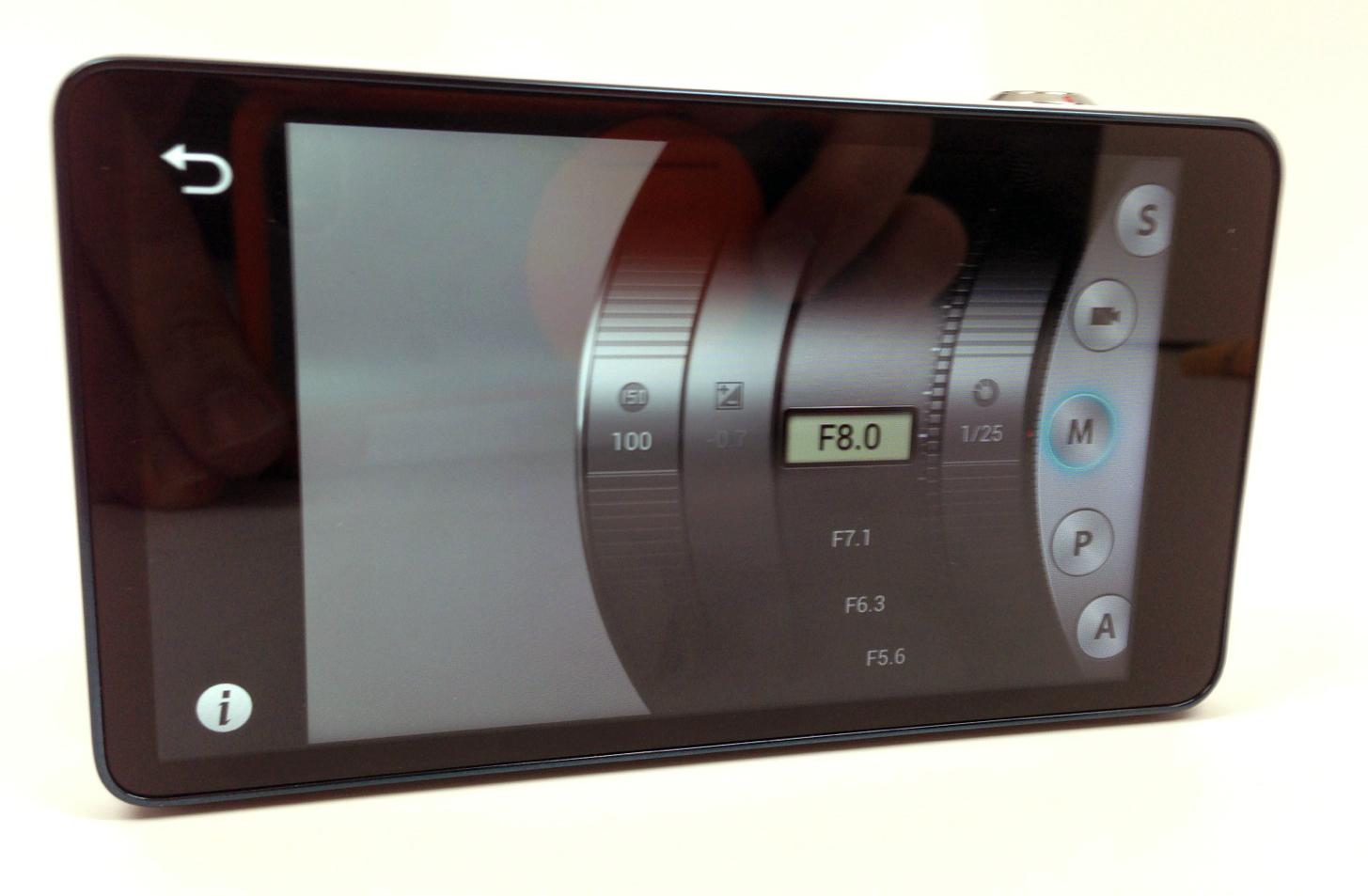 samsung camera app manual mode