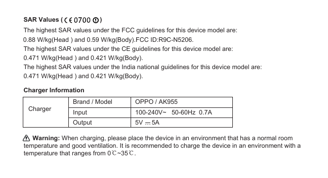 oppoa77 mobile phones user manual