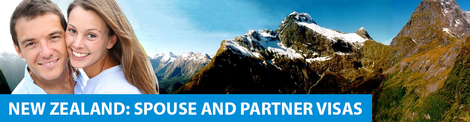 nz resident visa under partnership application