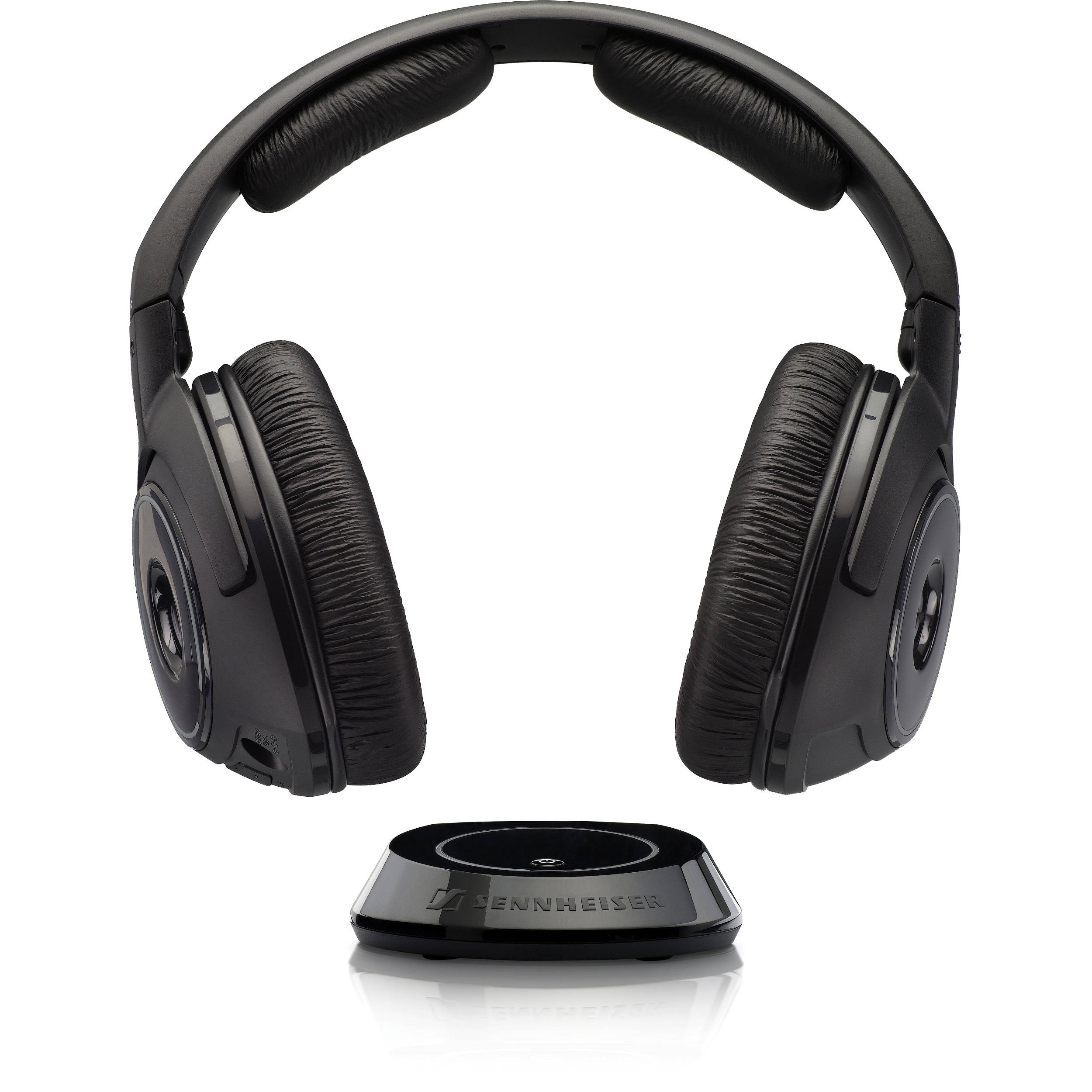 sennheiser headphones wireless manual