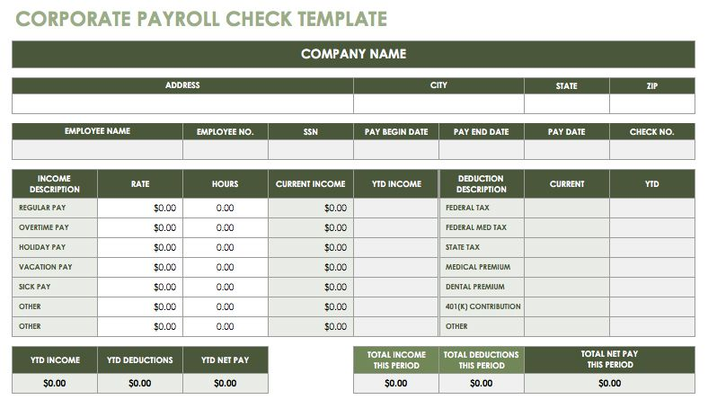 sample payroll system philippines