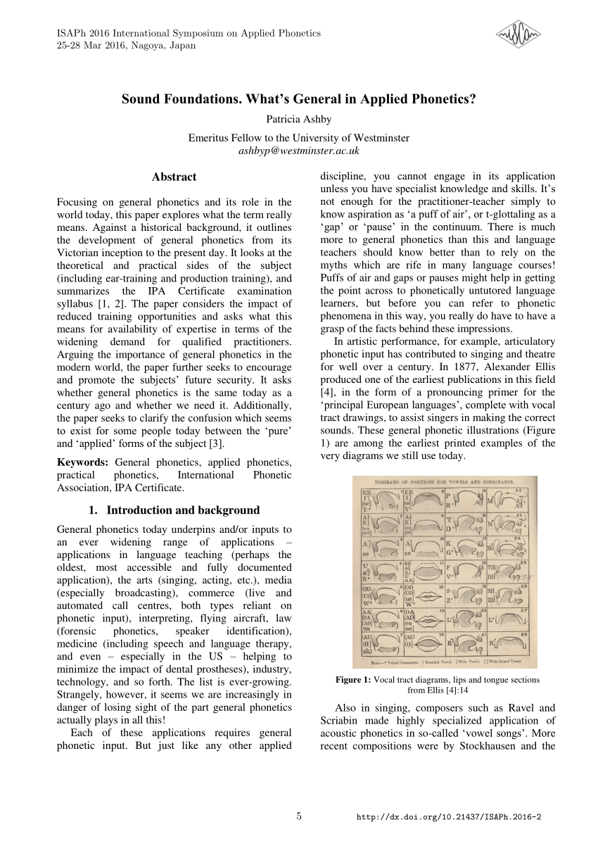 sound foundations pdf
