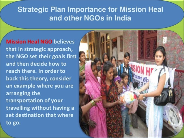 strategic plan for ngo sample