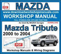 mazda 5workshop manual
