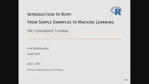 sample r code for machine learning