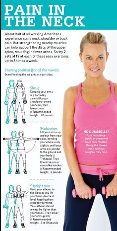 neck and shoulder exercises pdf