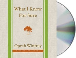 oprah winfrey what i know for sure free pdf