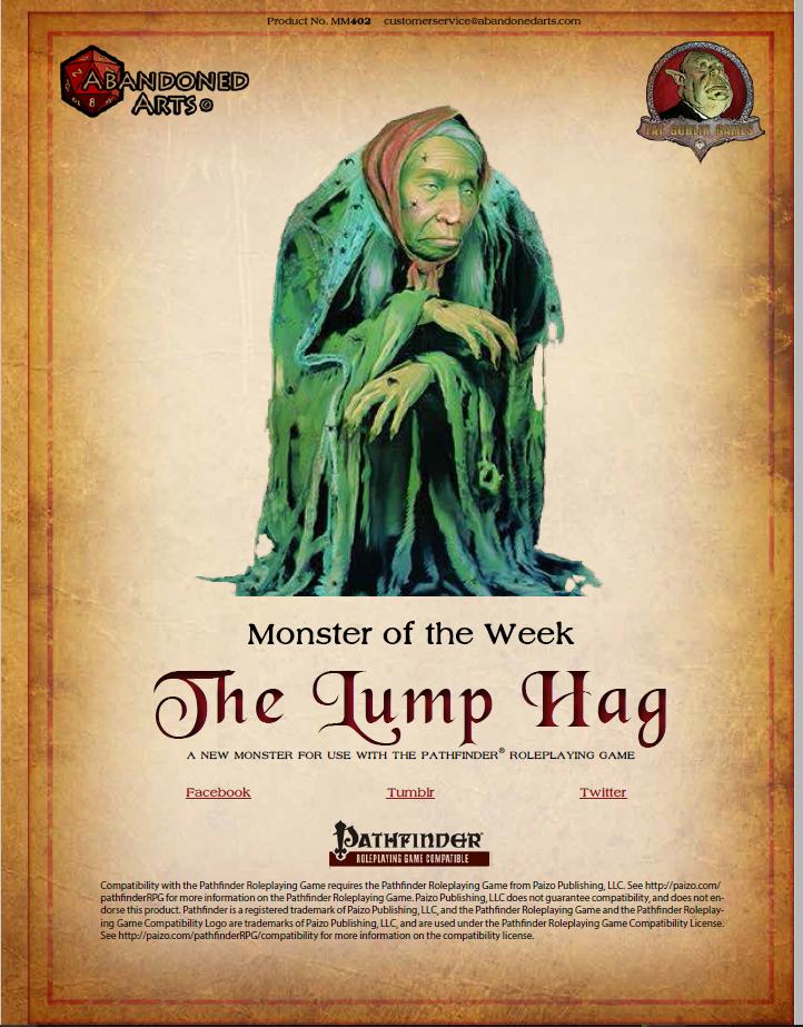 monster of the week pdf