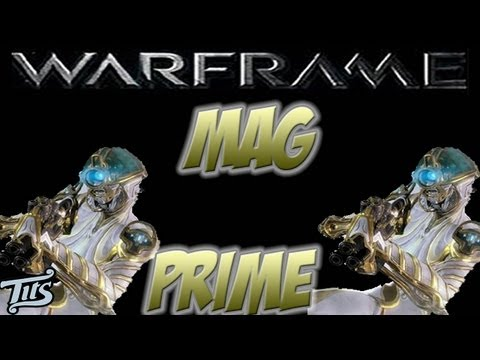 warframe mag guide