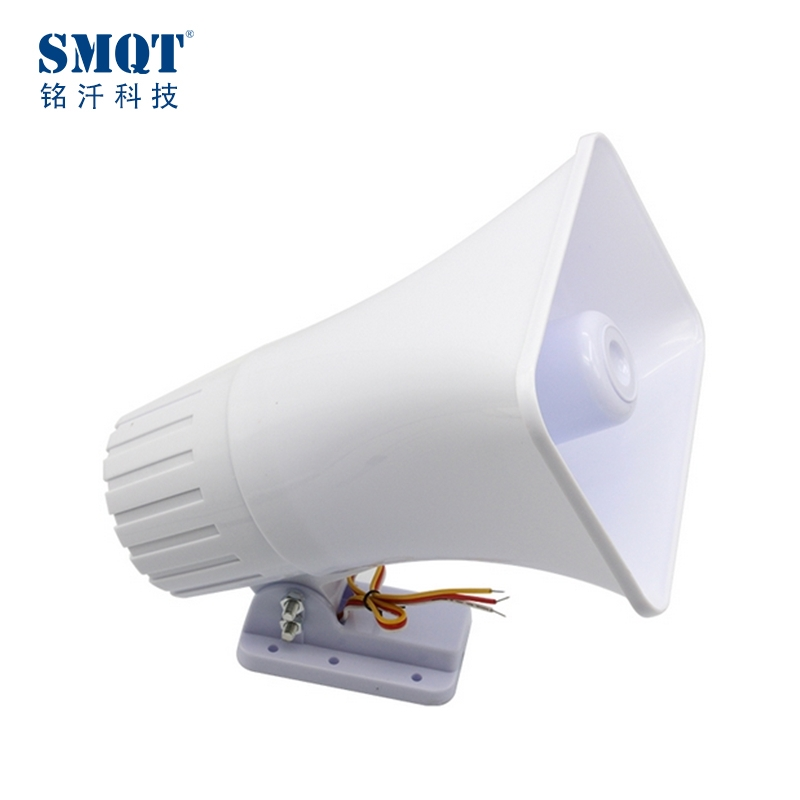 outdoor alarms siren installation manual