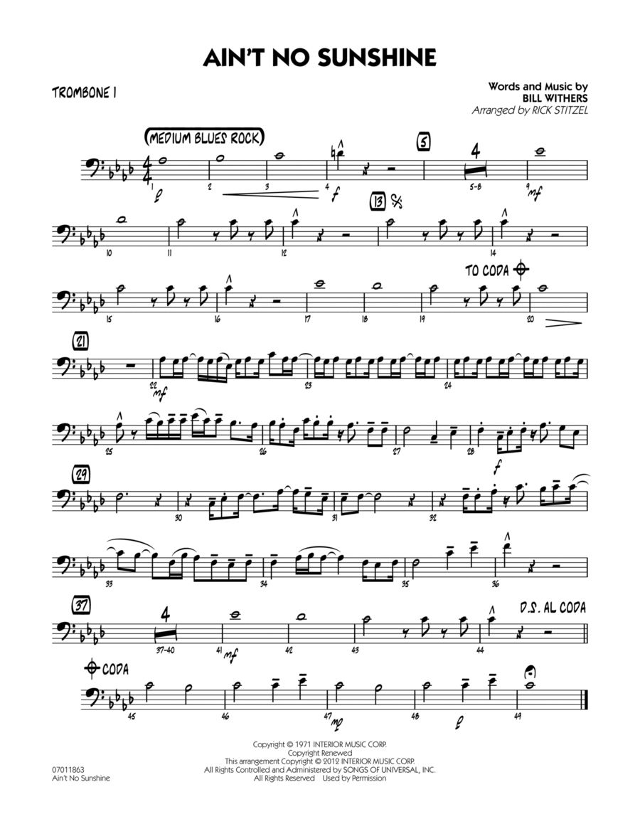sunshine of your love drum pdf