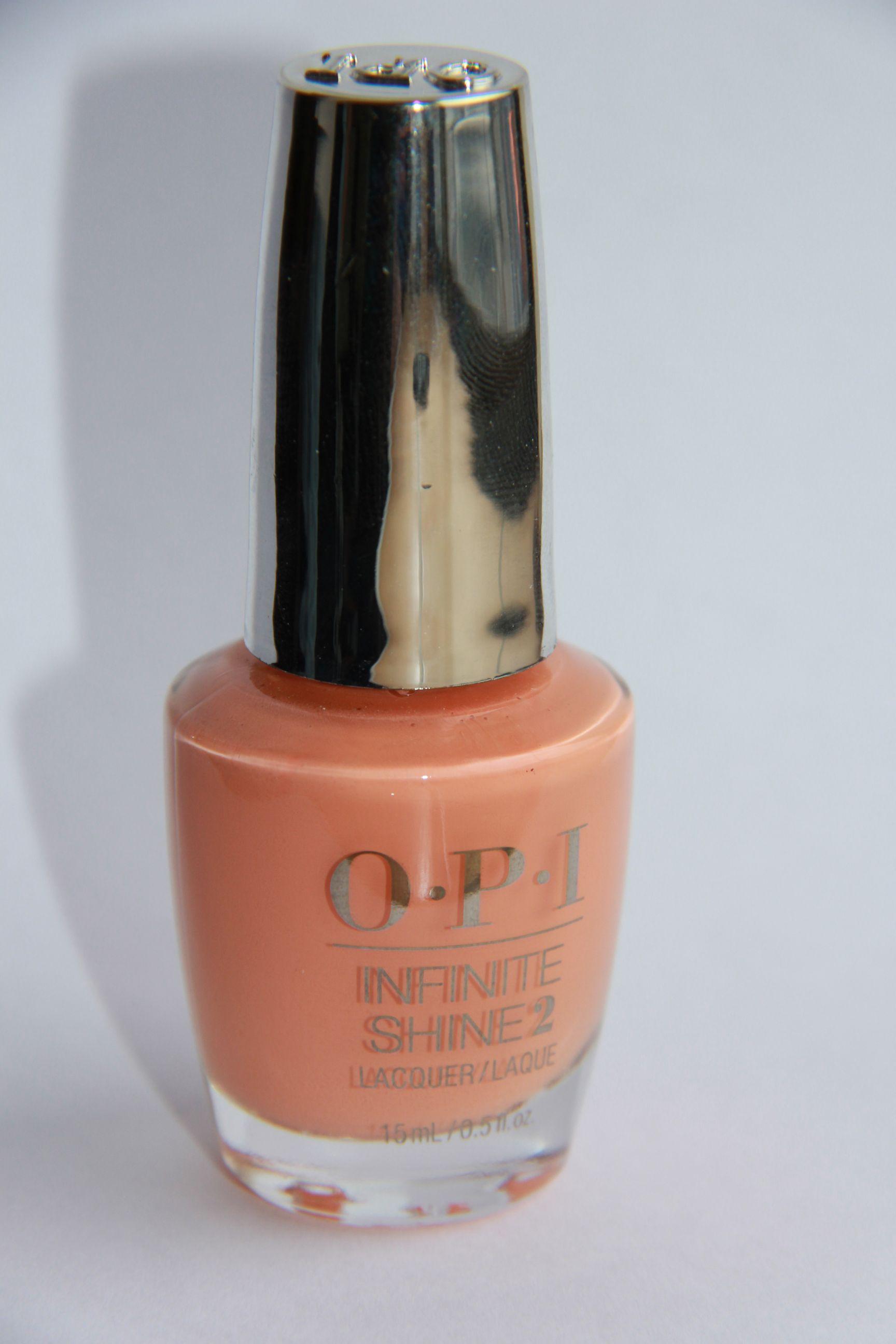 opi infinite shine application tips