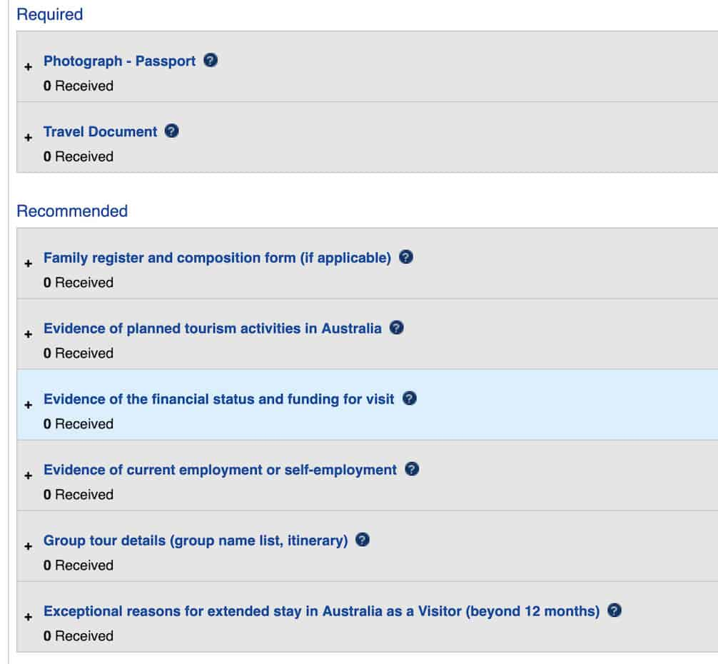 nz immigration online application