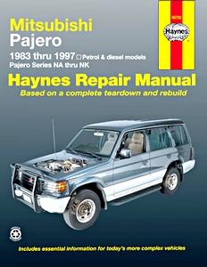 pajero v44 service manual