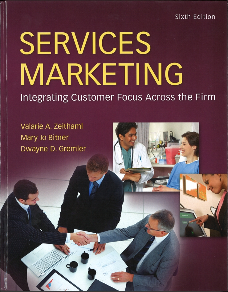 services marketing zeithaml 7th edition pdf