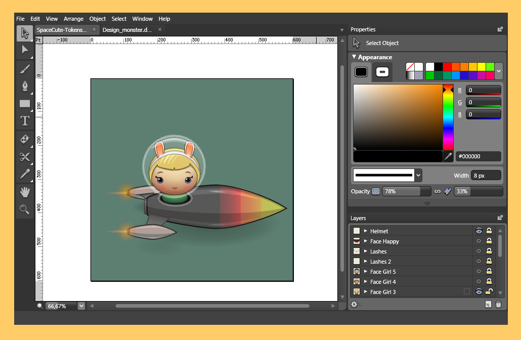 microsoft graphics application