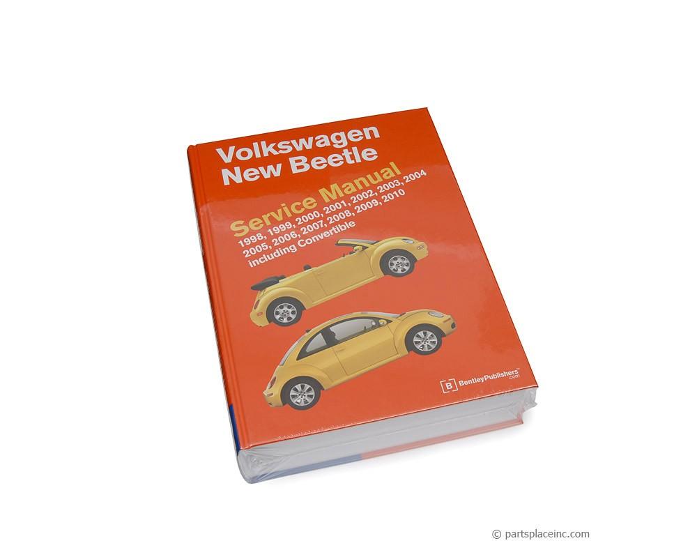 vw beetle service manual free download