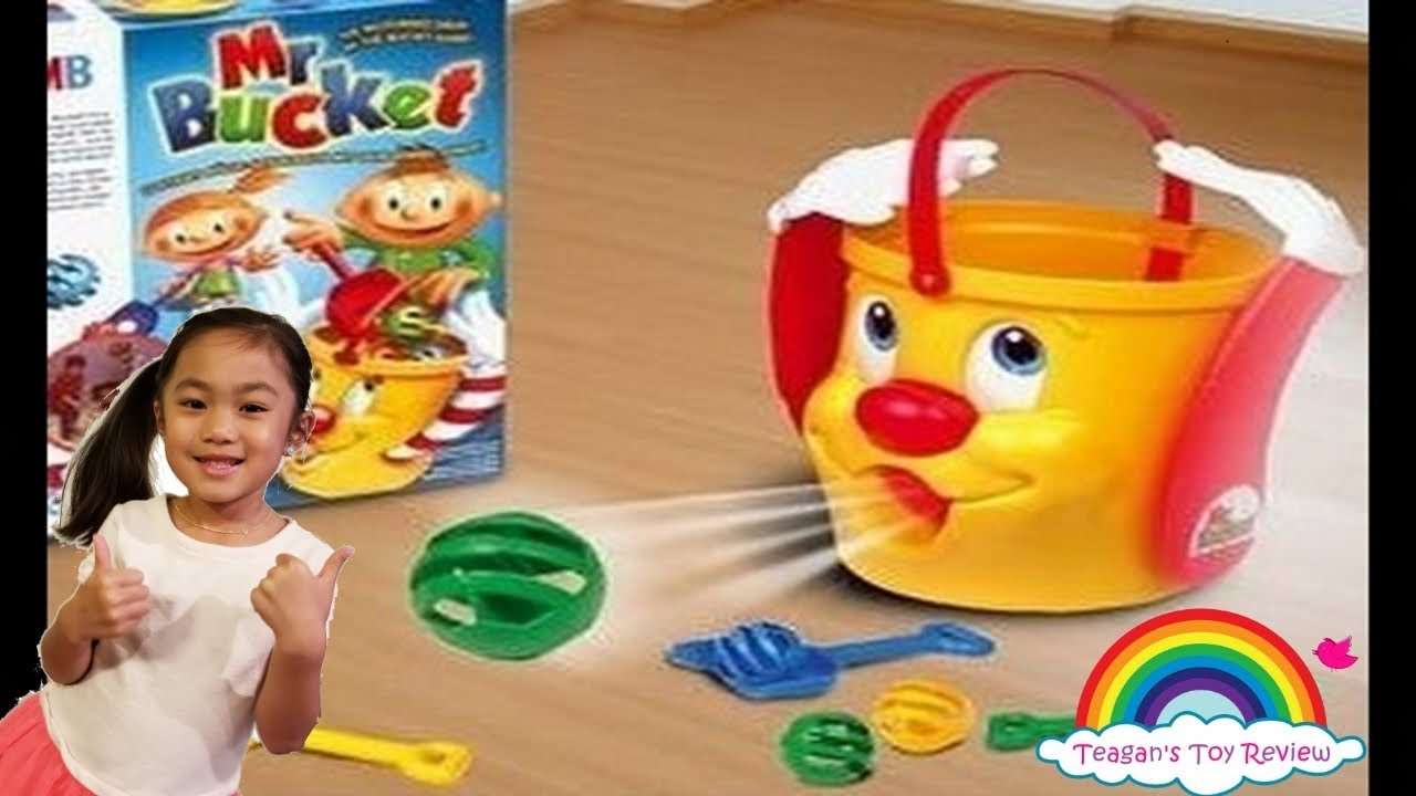 mr bucket game instructions