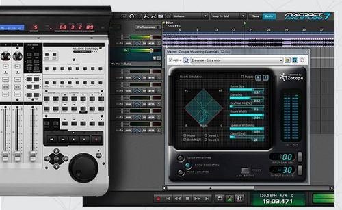 mixcraft display sample bpms