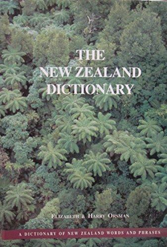 new zealand dictionary centre