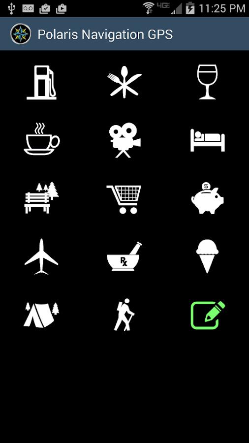 polaris navigation gps user manual