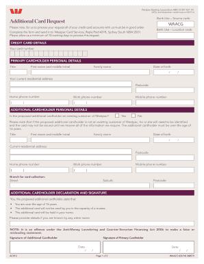 westpac application